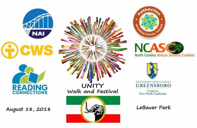 Unity Festival and Walk Logo