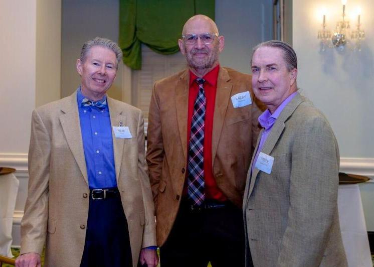 Kem Ellis, Larry Eisenberg and Mark Livingston