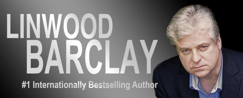 Linwood Barclay. Please switch on images