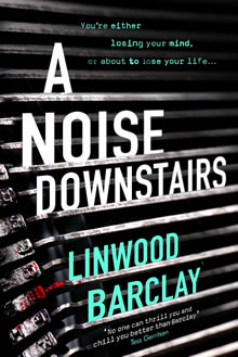 A Noise Downstairs_ UK cover