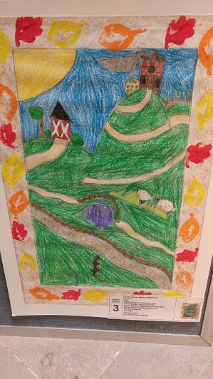 Untitled by MaKenna Blackshere, grade 3. Highland Park Elementary, Lee's Summit R-7