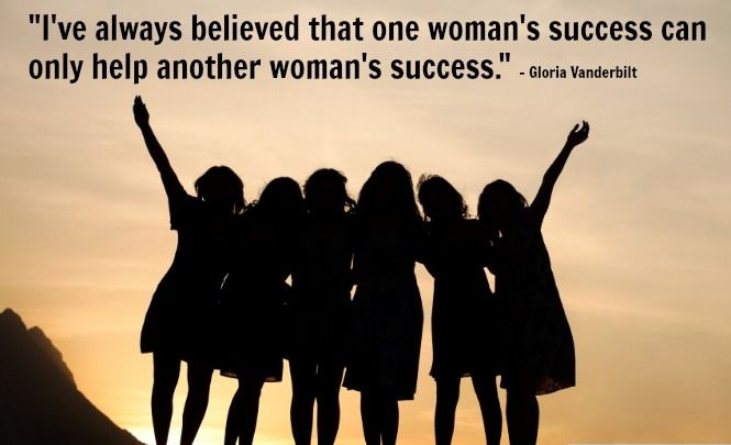 women empowered