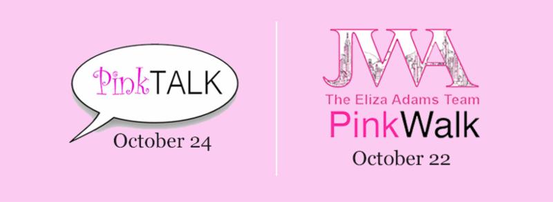 JWA - Pink Talk - Pink Walk - 2017