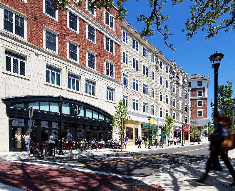 Storrs Center-Square