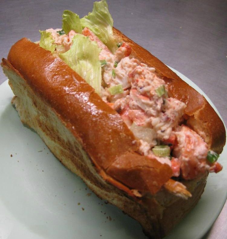 lobster roll pic