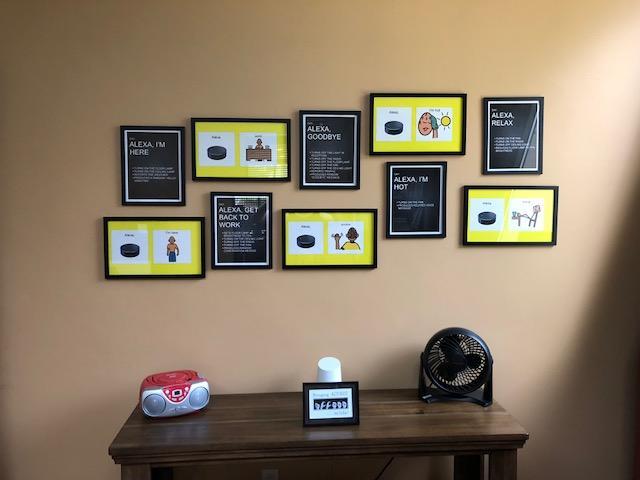 Smart Room Visuals