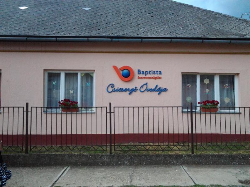 Roma School in Hungary