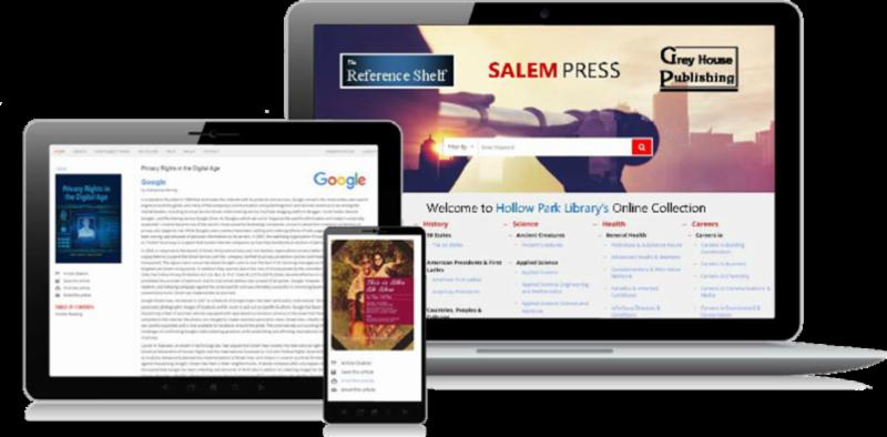 Grey House Publishing - Online Databases