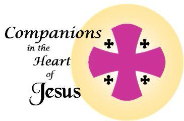 Companions in the Heart of Jesus logo