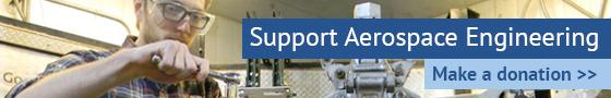 Support the aerospace engineering department