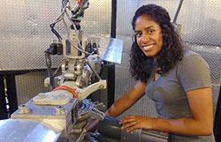 Aerospace graduate student receives NDSEG Fellowship