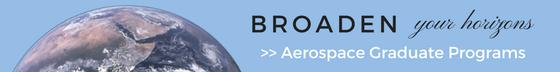 Aerospace engineering graduate programs