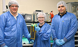 Student-built satellite aims to provide insight on effects of solar storms