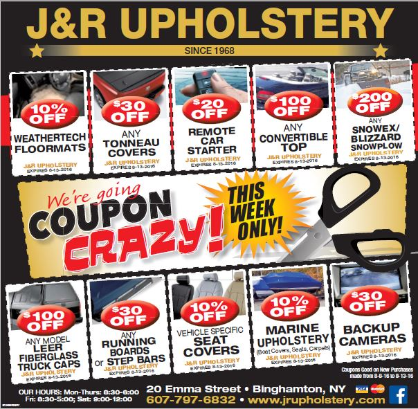 Its Here Coupon Crazy Week