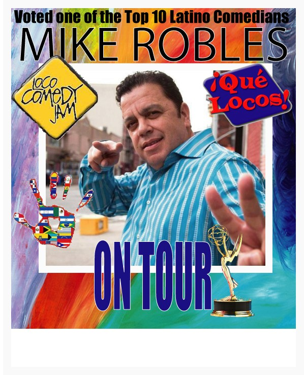 Mike simple Flyer