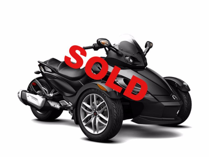 Can Am Spyder Model Year End Clearance Event
