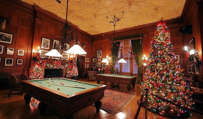 Billiard Christmas