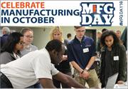 Celebrate manufacturing