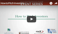 pitch to investors video