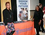 Sharon Byrd and Aisha Price