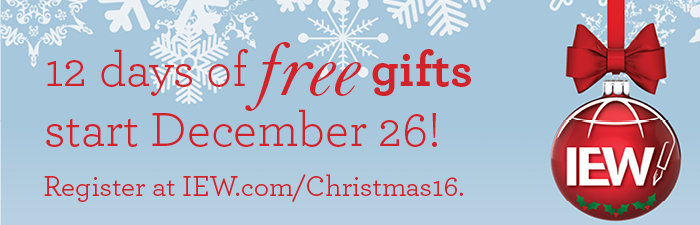 12 days of free gifts