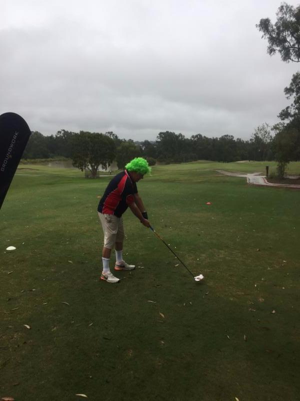 IQA Golf Day