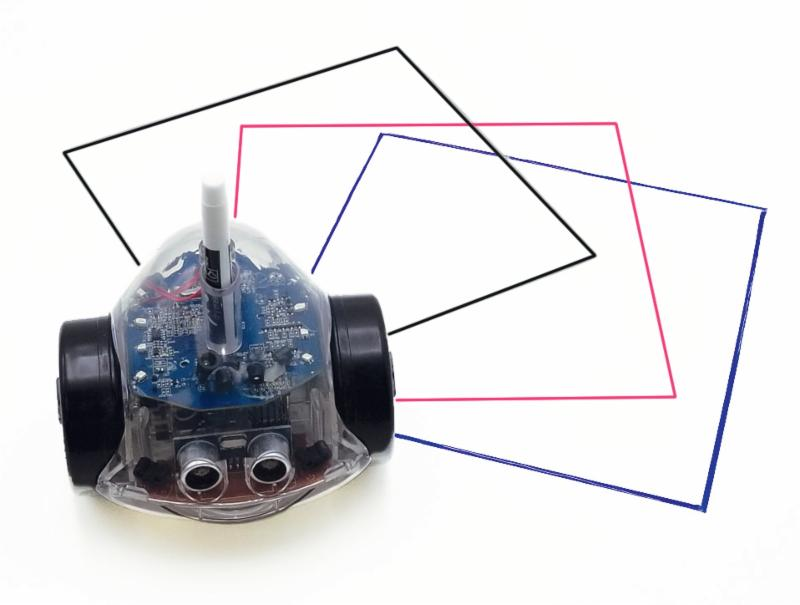 InO-Bot with Dry Erase Mat