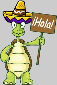 Terrapin Speaks Spanish