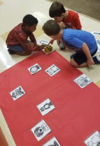 Sequencing with Bee-Bot