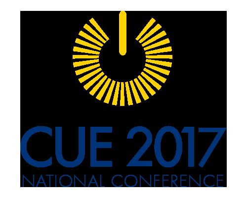 CUE 2017 Logo