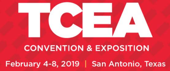 TCEA 2019 Logo