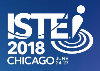 ISTE 2018 logo