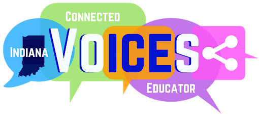 Indiana Connected Educators Logo