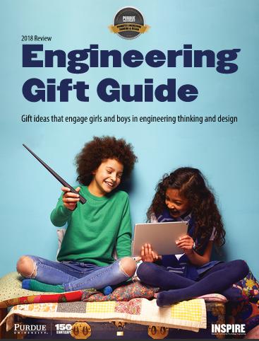 Purdue Engineering gift Guide 2018