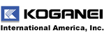 Koganei International America Logo