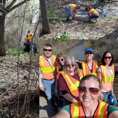 Cherry Creek Cleanup Day