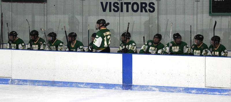 Whalers bench