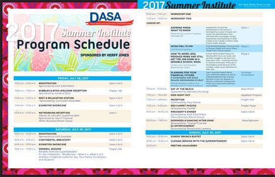 SI 2017-19 Agenda