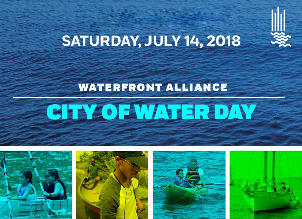 city of water 2018