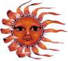 logo size sun