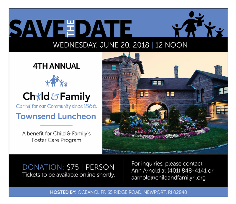Townsend Luncheon 2018 Save the Date PNG