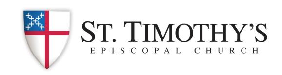 St. Tim's Logo