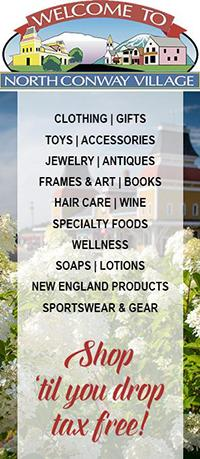 Shop North Conway Village, NH