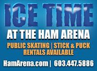 Ice Time at the Ham Arena