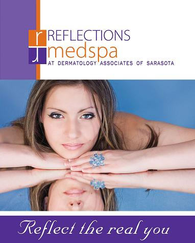 Reflections brochure front