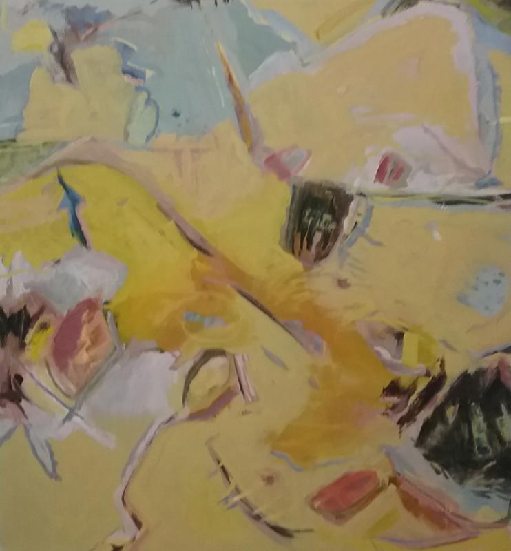 Beeline by Rich Thibodeau_ Sandzen Gallery Lindsborg KS