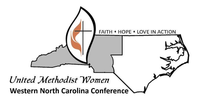 United Methodist Women - Western North Carolina Conference