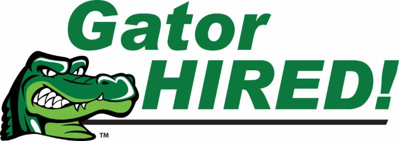 Gator Hired graphic