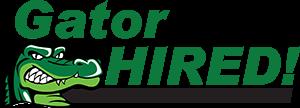Gator Hired logo