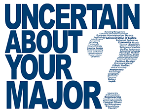 Nov. 22-Uncertain About Your Major?